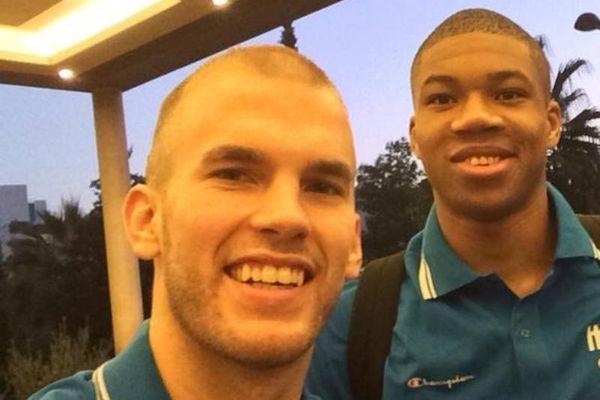 Mundobasket 2014: Ο Καλάθης και ο... Πιρς Μπρόσναν (video)