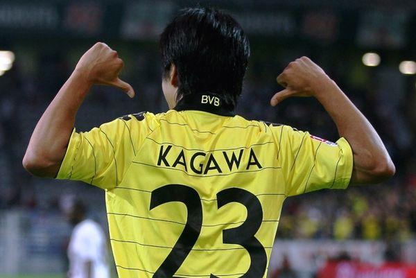 Ντόρτμουντ: Φοράει τα κιτρινόμαυρα ο Καγκάβα