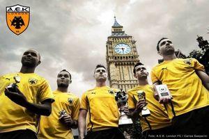 Δημιουργήθηκε η ΑΕΚ Λονδίνου!