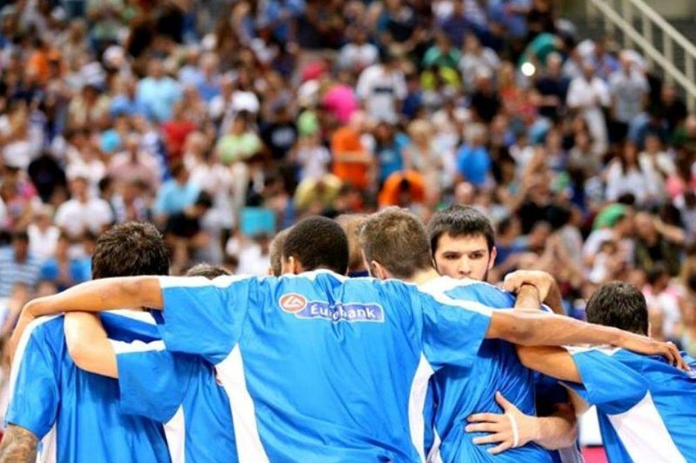 Mundobasket 2014: «Τα όνειρά μας συμβαδίζουν»
