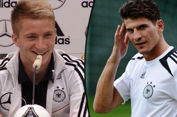 Γερμανία: Με Ρόις και Γκόμεζ απέναντι σε Αργεντινή