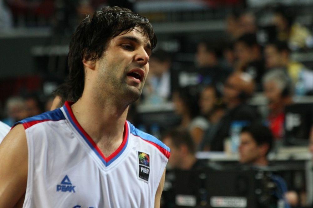 Μουντομπάσκετ 2014: Δεν παίζει ο Τεόντοσιτς