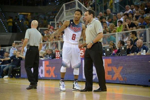 Μουντομπάσκετ 2014: Αναπληρωματικός ο Ρόουζ, σκόρερ ο Ντέιβις