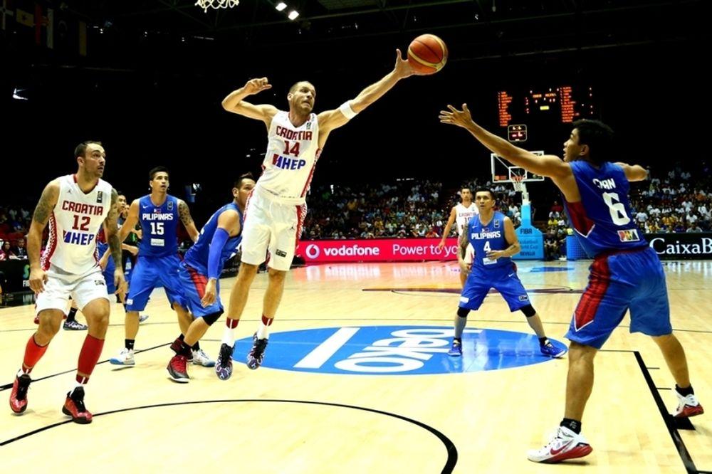 Mundobasket 2014: Κροατία - Φιλιππίνες 81-78 (photos)