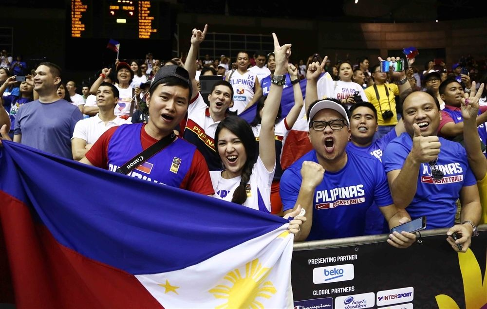 Mundobasket 2014: «Δεν... υπάρχουν» οι Φιλιππινέζοι οπαδοί (photos)