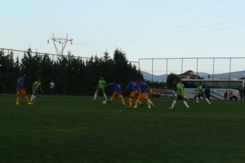 Αστέρας Τρίπολης – Λεβαδειακός 0-0 (Κ20)