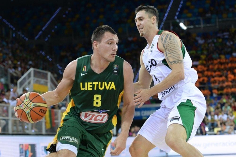 Mundobasket 2014: Μεξικό - Λιθουανία 74-87 (photos)