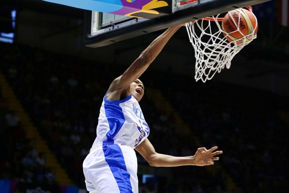 Mundobasket 2014: Εντυπωσιακό κάρφωμα από Αντετοκούνμπο (video+photos)