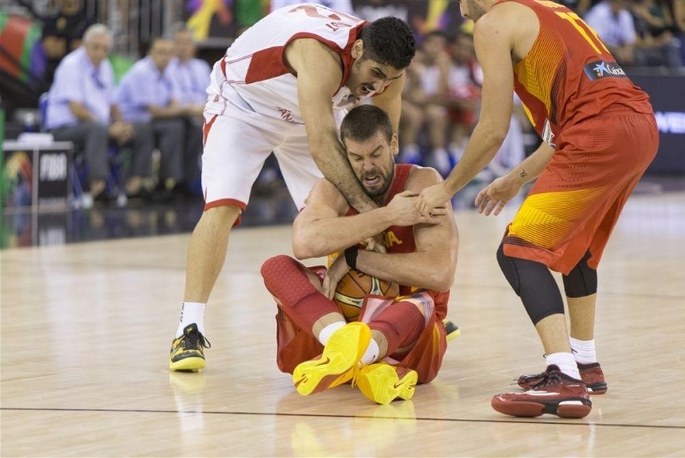 Mundobasket 2014: Το μεγάλο κάρφωμα του Γκασόλ (video)