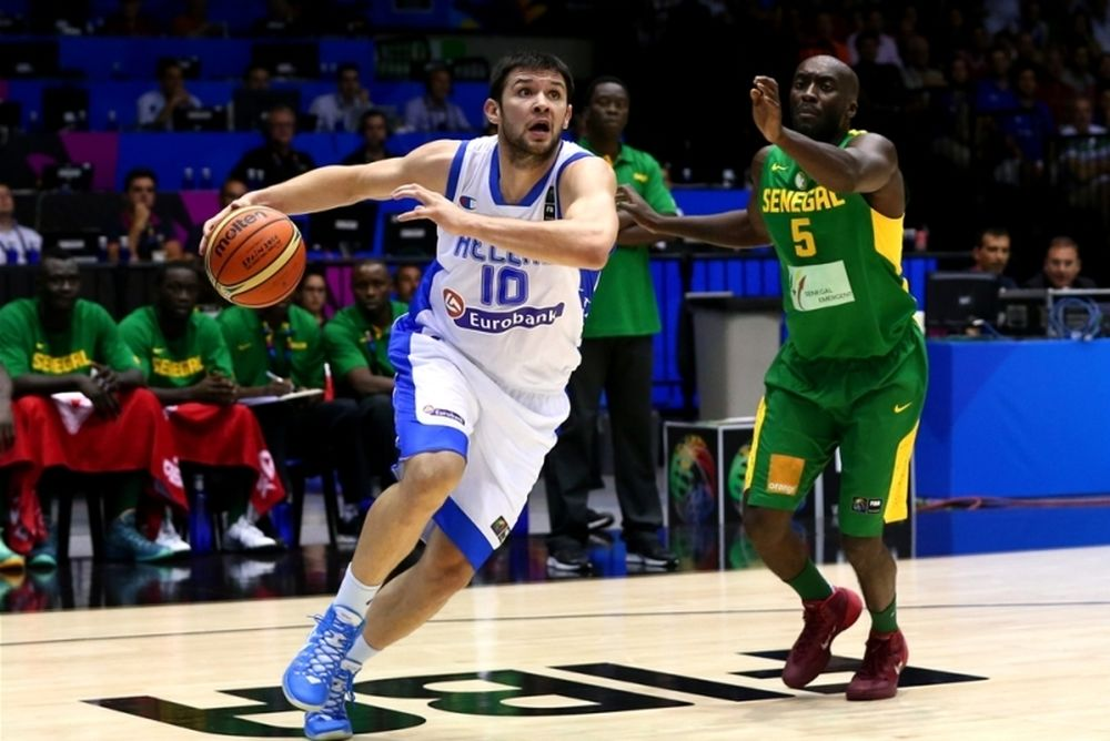 Μουντομπάσκετ 2014: Το καλάθι α λα NBA του Παπανικολάου (video)