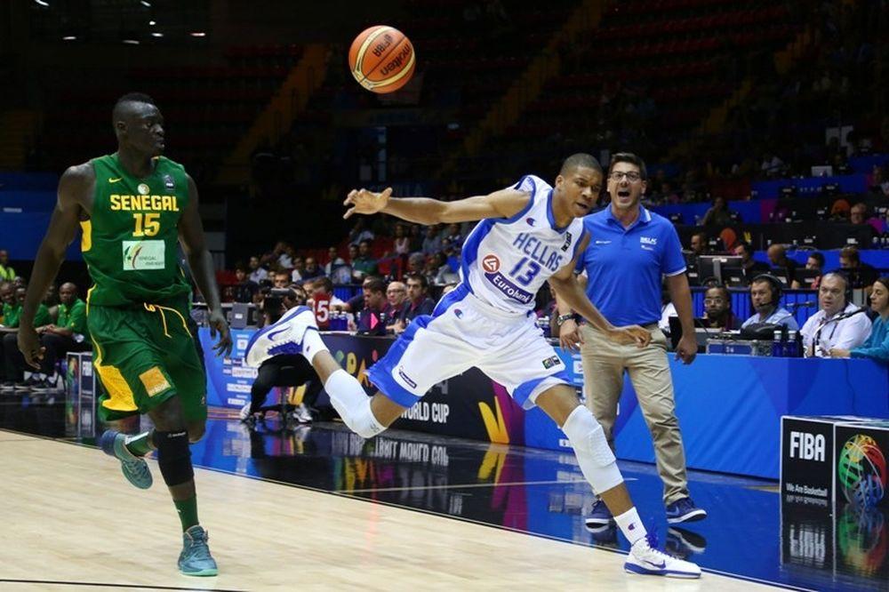 Μουντομπάσκετ 2014: Καλύτερο το κλέψιμο του Αντετοκούνμπο (video)
