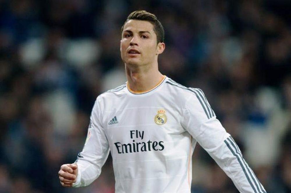 Ρεάλ Μαδρίτης: Εκτός ο Ρονάλντο