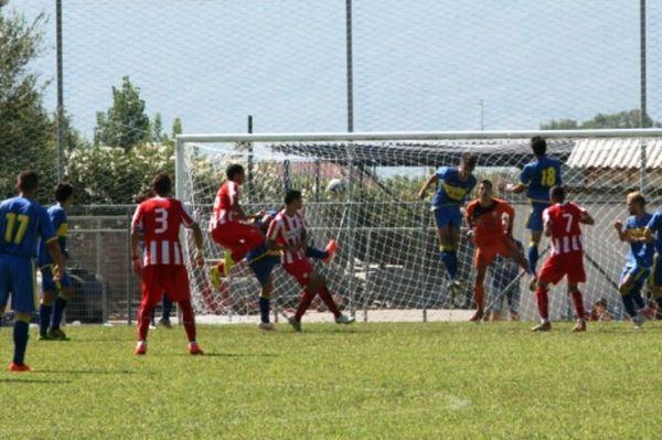 Παναιτωλικός – Ολυμπιακός 0-2 (Κ20)