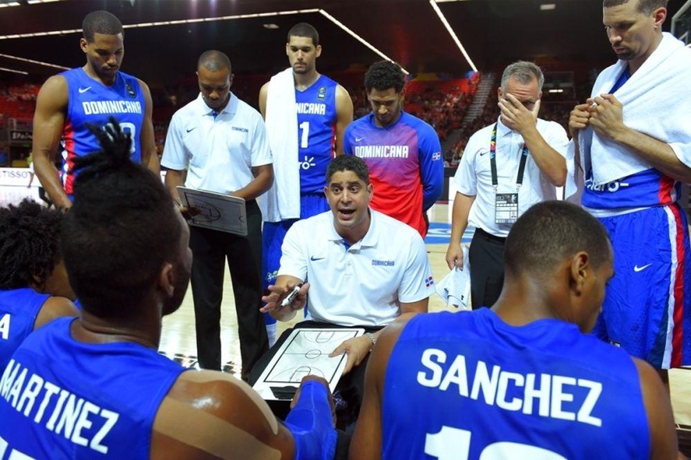 Μουντομπάσκετ 2014: Δομινικανή Δημοκρατία - Νέα Ζηλανδία 76-63 (photos)