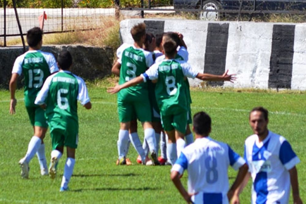 Πανθρακικός-ΠΑΣ Γιάννινα 2-0 (Κ20)