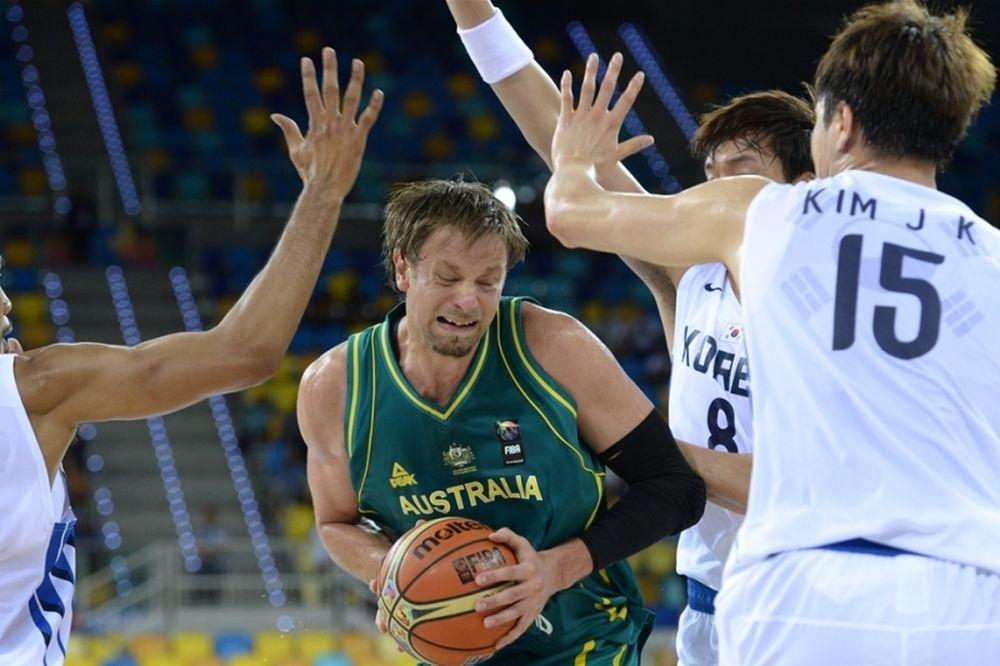 Μουντομπάσκετ 2014: Ν. Κορέα - Αυστραλία 55-89 (photos)