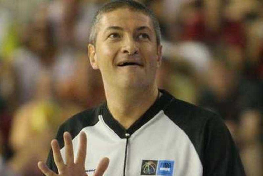 Mundobasket 2014: Οι διαιτητές με Φιλιππίνες