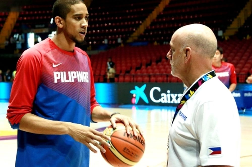 Mundobasket 2014: Παλιός γνώριμος στις Φιλιππίνες