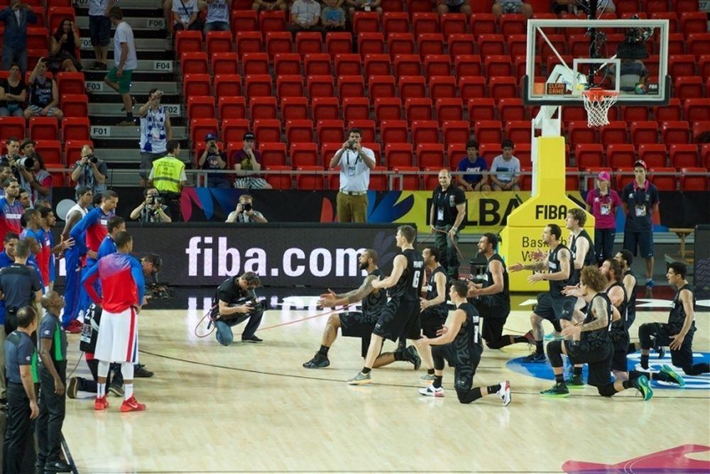 Μουντομπάσκετ 2014: Χάκα από Χάκα διαφέρει... (videos)