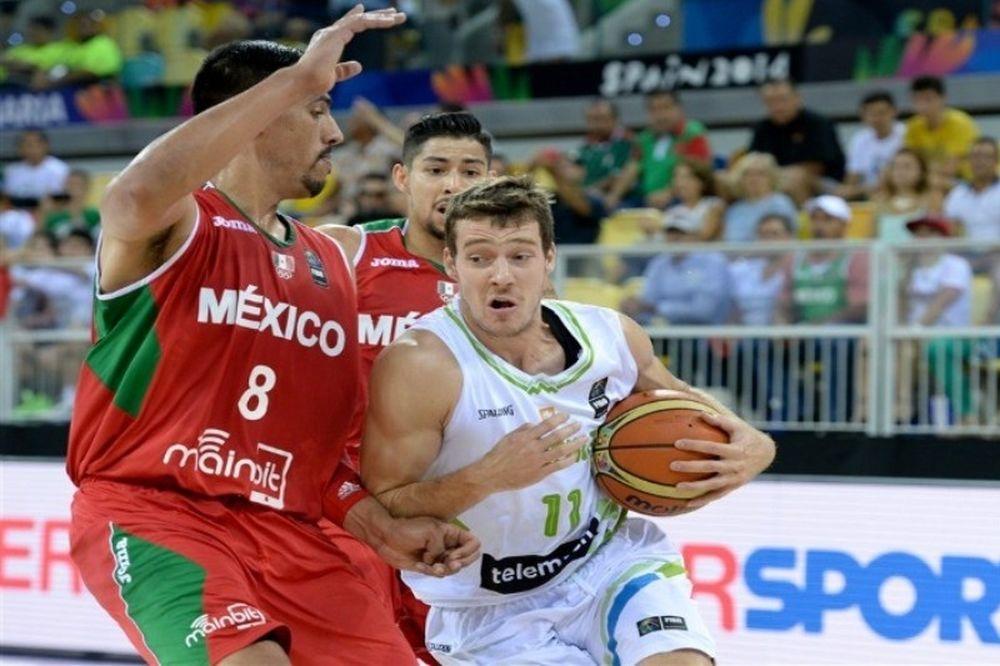 Μουντομπάσκετ 2014: Σλοβενία - Μεξικό 89-68 (photos)