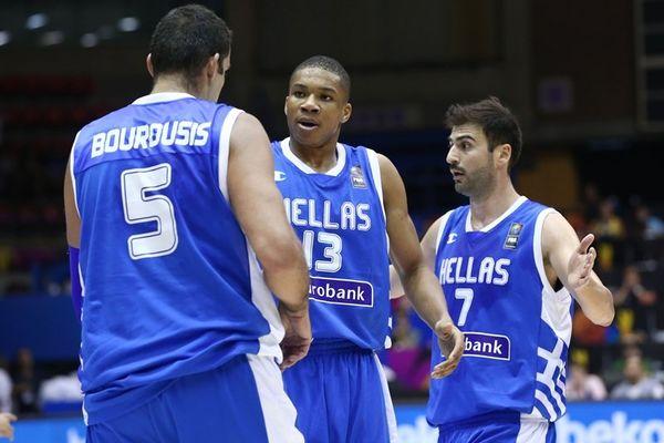 Μουντομπάσκετ 2014: Φιλιππίνες – Ελλάδα 70-82