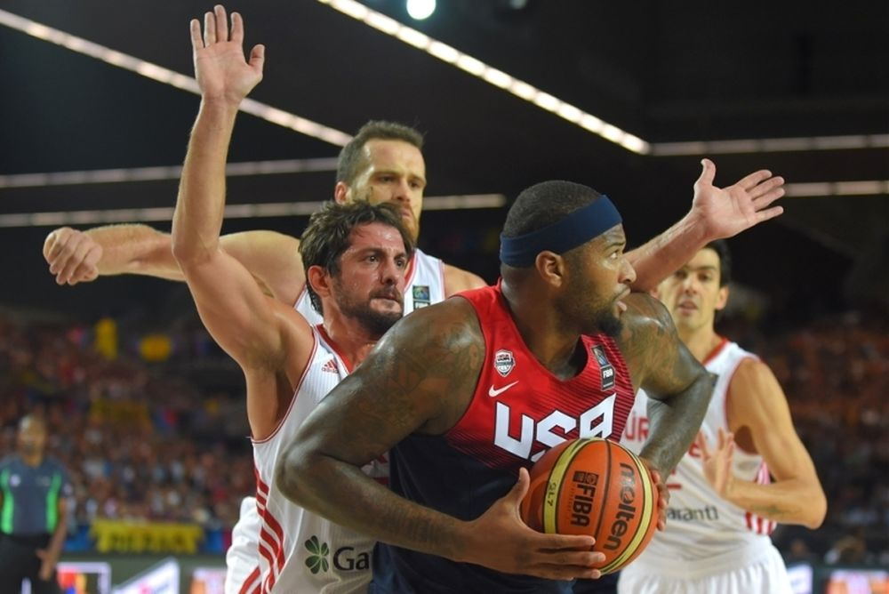 Μουντομπάσκετ 2014: Τουρκία - ΗΠΑ 77-98