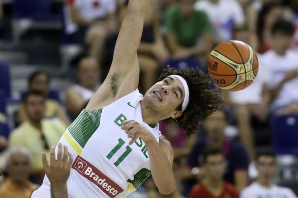 Μουντομπάσκετ 2014: Το εκπληκτικό άλεϊ ουπ του Βαρεχάο (video)