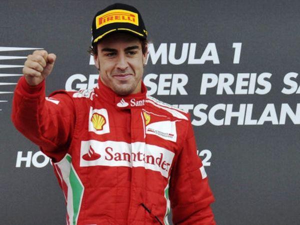 Αλόνσο: «Θέλω να κερδίσω με την Ferrari»
