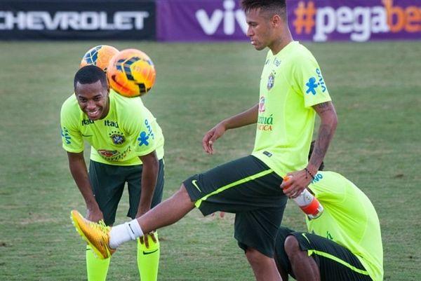 Προετοιμάζεται στο Μαϊάμι η Βραζιλία (photos)