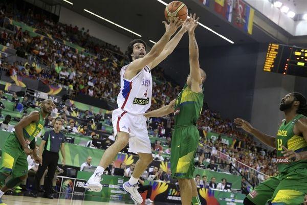 Μουντομπάσκετ 2014: Η εκπληκτική ενέργεια του Τεόντοσιτς (video)