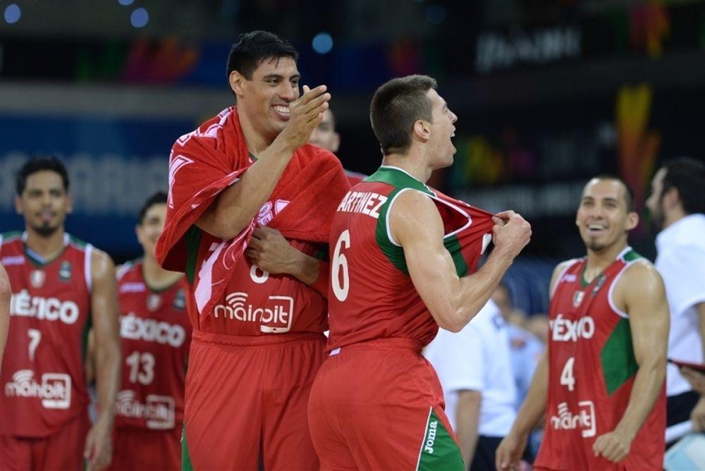 Mundobasket 2014: Ν. Κορέα - Μεξικό 71-87 (photos)