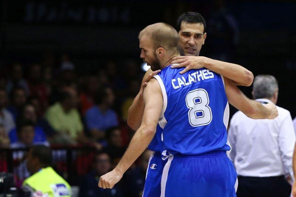 Mundobasket 2014: Αργεντινή – Ελλάδα 71-79 (photos)