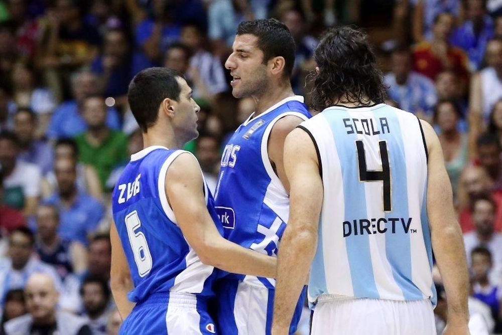 Μουντομπάσκετ 2014: Την Κυριακή (7/9) με Σερβία η Ελλάδα