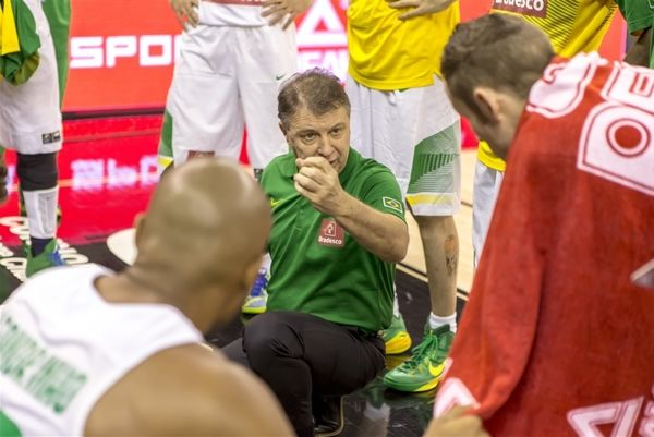 Mundobasket 2014: Μετά τη Σερβία, με... Βραζιλία η Ελλάδα (videos)