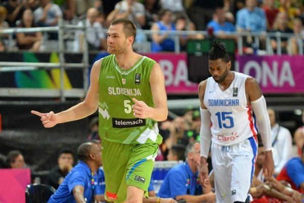 Mundobasket 2014: Δομινικανή Δημοκρατία - Σλοβενία 61-71 (photos)
