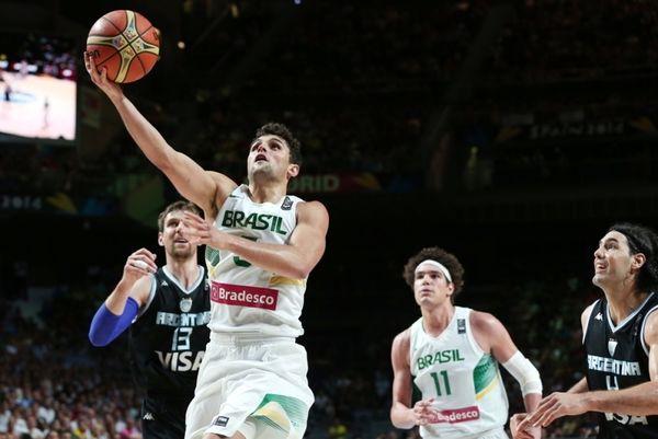 Mundobasket 2014: Βγήκε από το... αυγό του ο Νέτο (video)