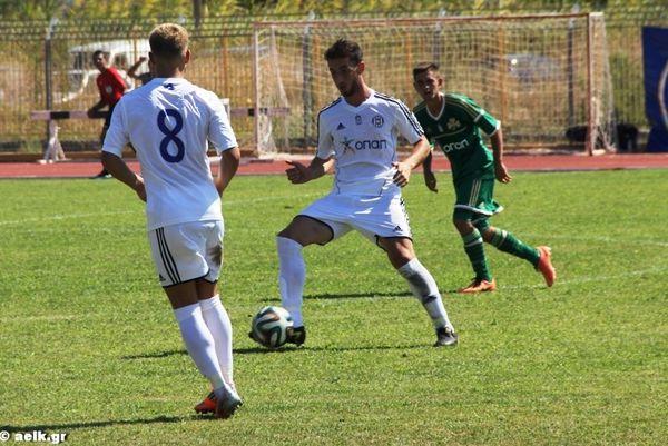 ΑΕΛ Καλλονής - Παναθηναϊκός 1-5 (Κ20)