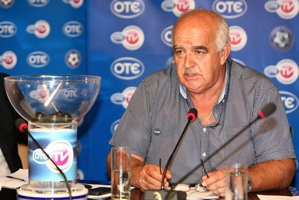 Κύπελλο Ελλάδας: Το πρόγραμμα των ομίλων