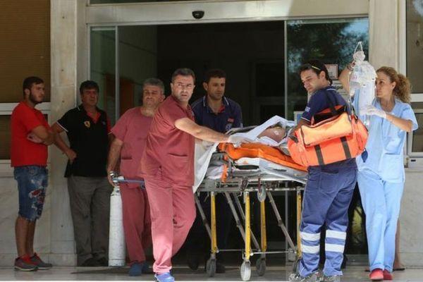Από χτυπήματα ο τραυματισμός του οπαδού του Εθνικού
