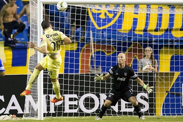 CONCACAF Champions League: Δέκα γκολ για Κλαμπ Αμέρικα! (videos)
