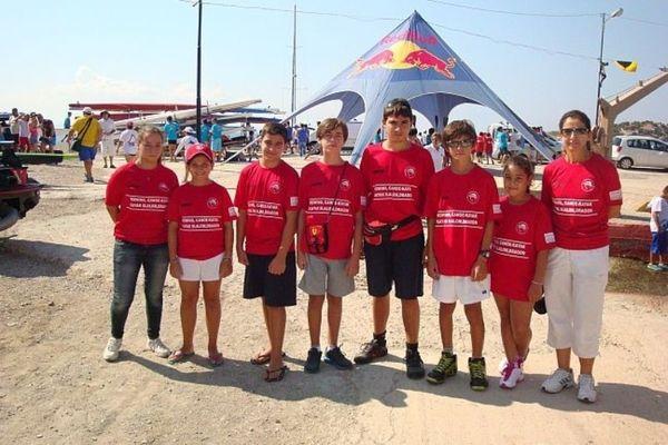 Ολυμπιακός: Στη Σαλαμίνα η Ακαδημία Κανόε Καγιάκ