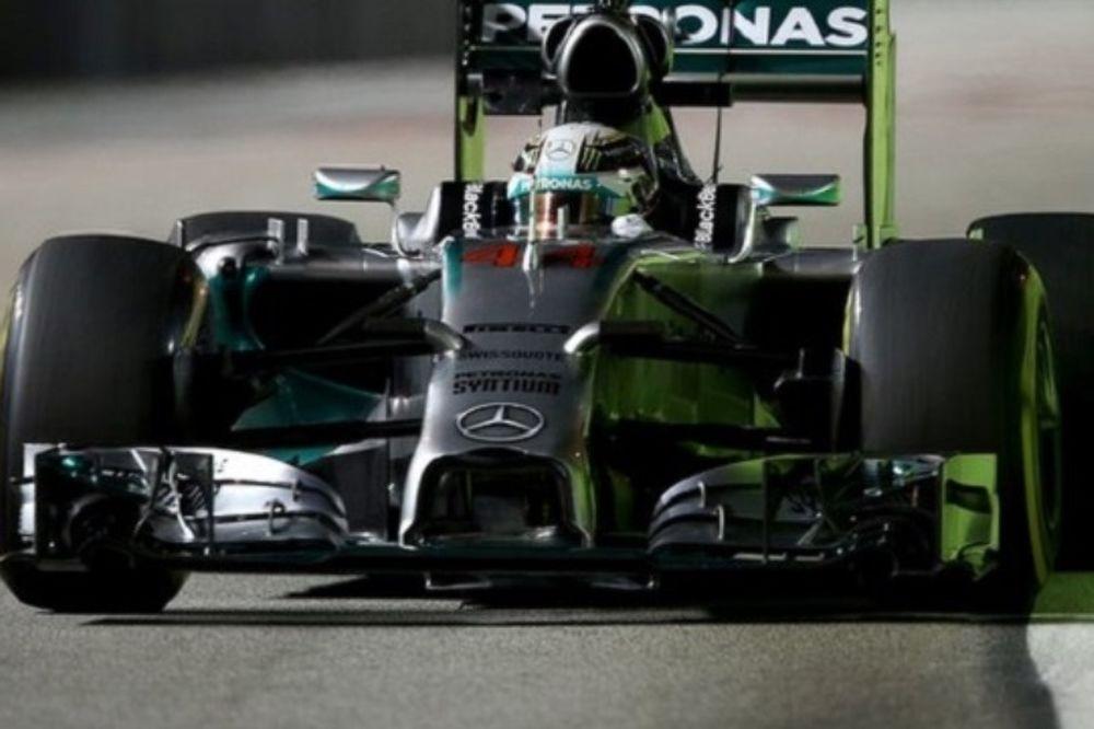 Formula 1: Δείχνει έτοιμος ο Χάμιλτον