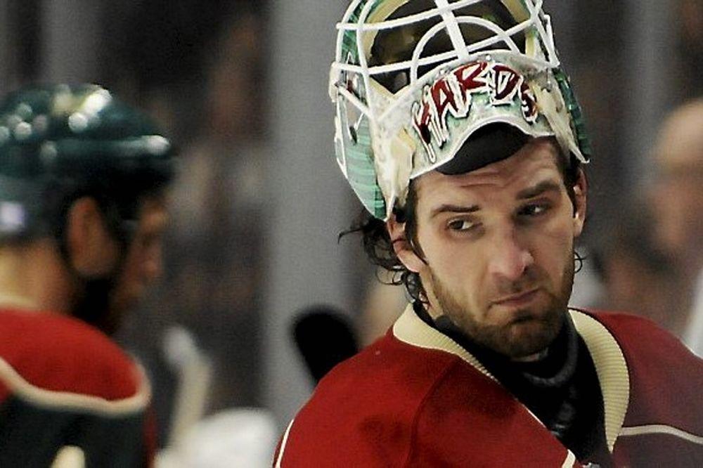 NHL: Τιμωρήθηκε ο Harding από τους Ουάιλντ