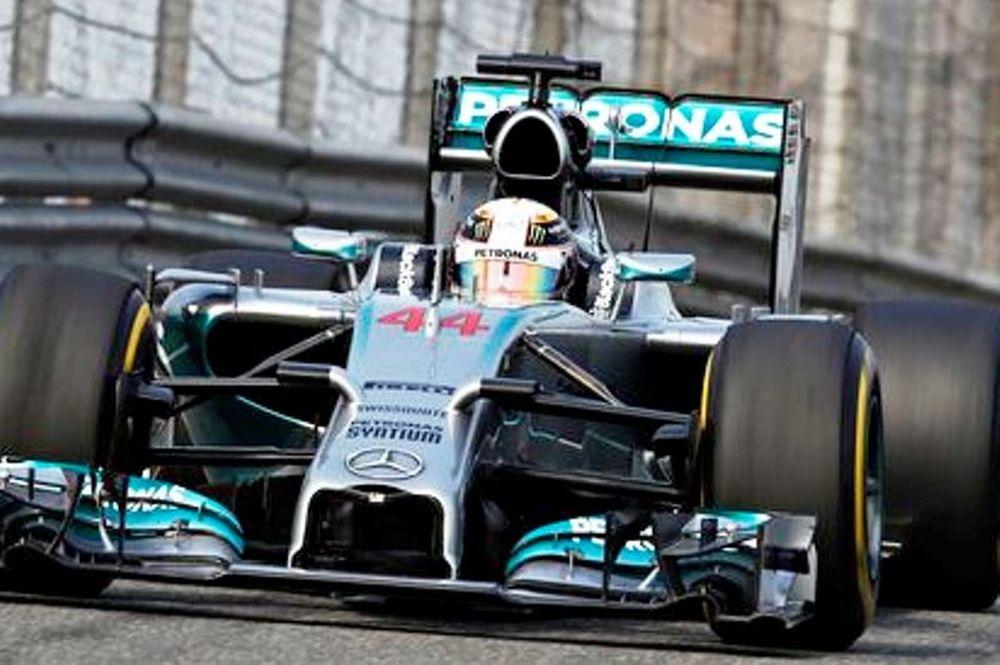 Formula One: Στο… όριο ο Χάμιλτον