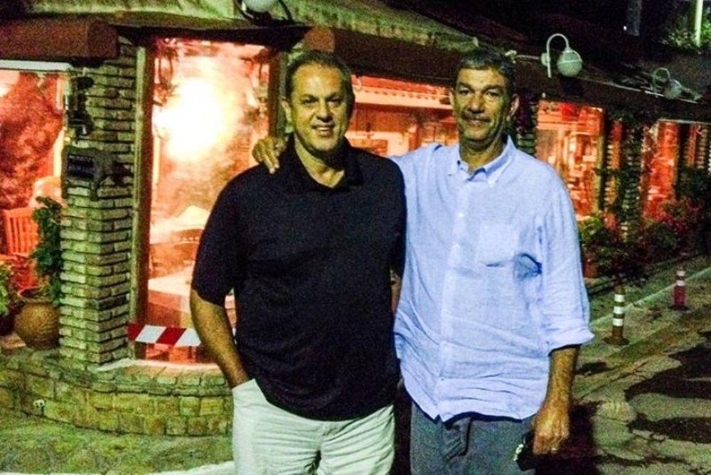 ΠΑΟΚ: Συνάντηση από τα παλιά στην Πάτρα