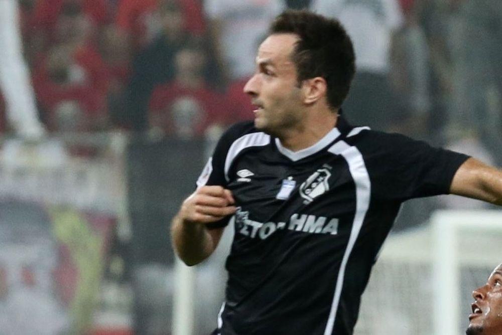Λαμπρόπουλος: «Θα κάνουμε τα πάντα για τον Γκατούζο»