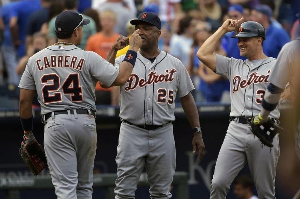 MLB: Προς τέταρτο συνεχόμενο τίτλο οι Τάιγκερς (videos)