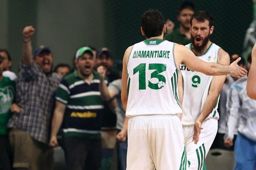 Basket League: Βραβεύεται ο Παναθηναϊκός και οι... υπόλοιποι!