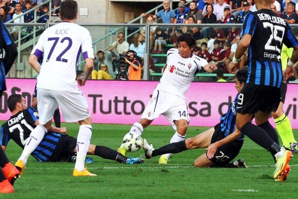 Νίκη (1-0) με πολύ ιδρώτα η Φιορεντίνα