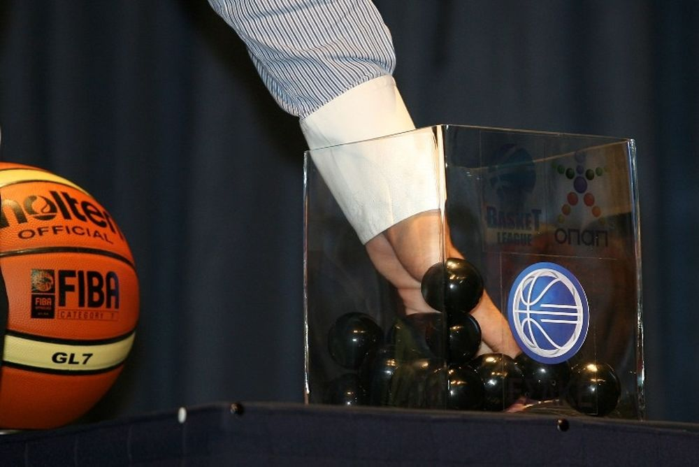 Basket League ΟΠΑΠ: Μετά βραβεύσεων η κλήρωση